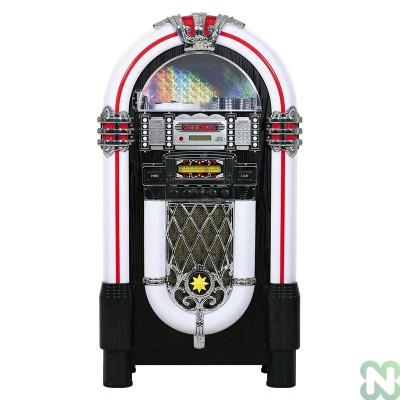 JUKE BOX DENVER RADIO AM/FM, CD, USB/SD, MP3, IPOD