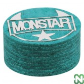 CUOIO MONSTAR VERDE HARD