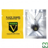 CUOIO MULTISTRATO VAULA BLACK  SHARK NERO TOP 0 14 SOFT