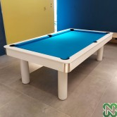 POOL RED DEVIL 180 X 90 BIANCO OPACO