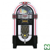 JUKE BOX DENVER RADIO AM/FM, CD, USB/SD, MP3, IPOD