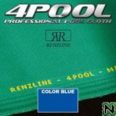 PANNO RENZLINE 4 POOL 160 SUGAR BLUE COMPOSIZIONE: 70% LANA - 30% PL