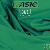 PANNO RENZLINE BASIC 165 VERDE COMPOSIZIONE: 65% PL - 35% VI 185gr/mq