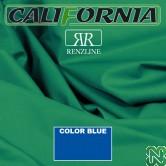 PANNO RENZLINE CALIFORNIA  167 BLU  COMPOSIZIONE: 67% PES. - 33% VI
