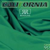 PANNO RENZLINE CALIFORNIA  167 VERDE COMPOSIZIONE: 67% PES - 33% VI