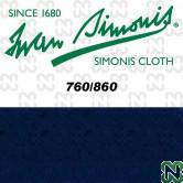 PANNO SIMONIS 860 198 BLU MARINE COMPOSIZIONE: 90% lana - 10%  nylon