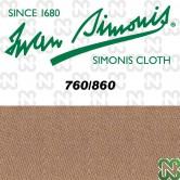 PANNO SIMONIS 860 198 ORO  COMPOSIZIONE: 90% lana - 10%  nylon