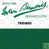 PANNO SIMONIS 860 198 VERDE GIALLO COMPOSIZIONE: 90% lana - 10%  nylon