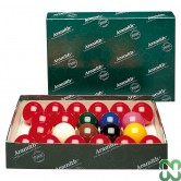 BILIE SET SNOOKER ARAMITH 0 52,4 mm
