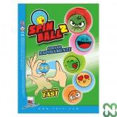 CAPSULA 60MM SPIN BALL 2